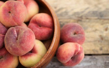 Ціни на персики б'ють рекорди: яка вартість фрукту в Україні
