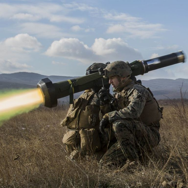 Міноборони США уклало контракт на виробництво комплексів Javelin для України