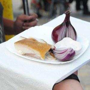 Україна збільшила виробництво сала