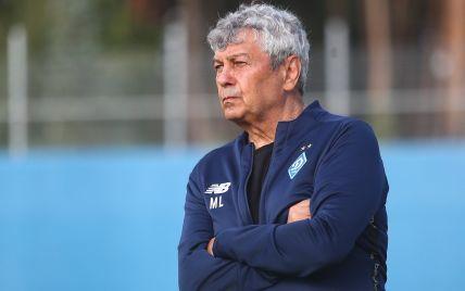 """""""Хіба ти не знаєш, скільки мені років"""": Луческу вибухнув на запитанні журналіста про можливість очолити збірну Румунії"""