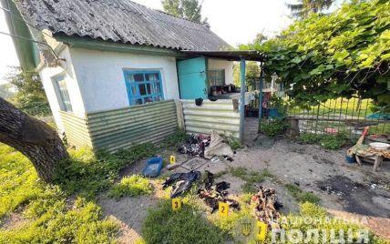 У Хмельницькій області літня жінка підпалила свого на 14 років молодшого співмешканця