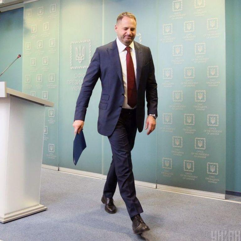 Єрмак прокоментував інформацію про можливе звільнення керівників Нацбанку та НАБУ