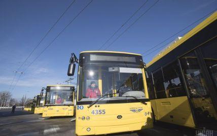 Зміна руху: через обвал Шулявського шляхопроводу у Києві частина тролейбусів отримає інші маршрути