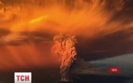 В Чили объявили чрезвычайное положение из-за извержения одного из самых опасных вулканов