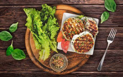 Шпинат для Карпат, или куриные котлетки со шпинатом