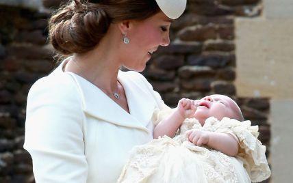 Праздник во дворце: дочери герцогини Кембриджской исполнилось шесть месяцев