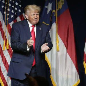 Трамп рассказал, что не заинтересован в борьбе за пост спикера Палаты представителей