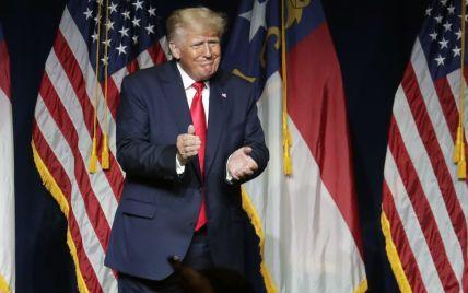 """Трамп працює над """"важливим проєктом"""", але не сказав яким"""