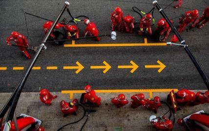 В Киев на один день приедет команда Scuderia Ferrari Формулы 1