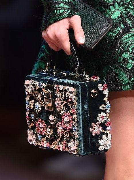 Dolce&Gabbana прет-а-порте сезона очень-зима 2015-2016 / © Getty Images
