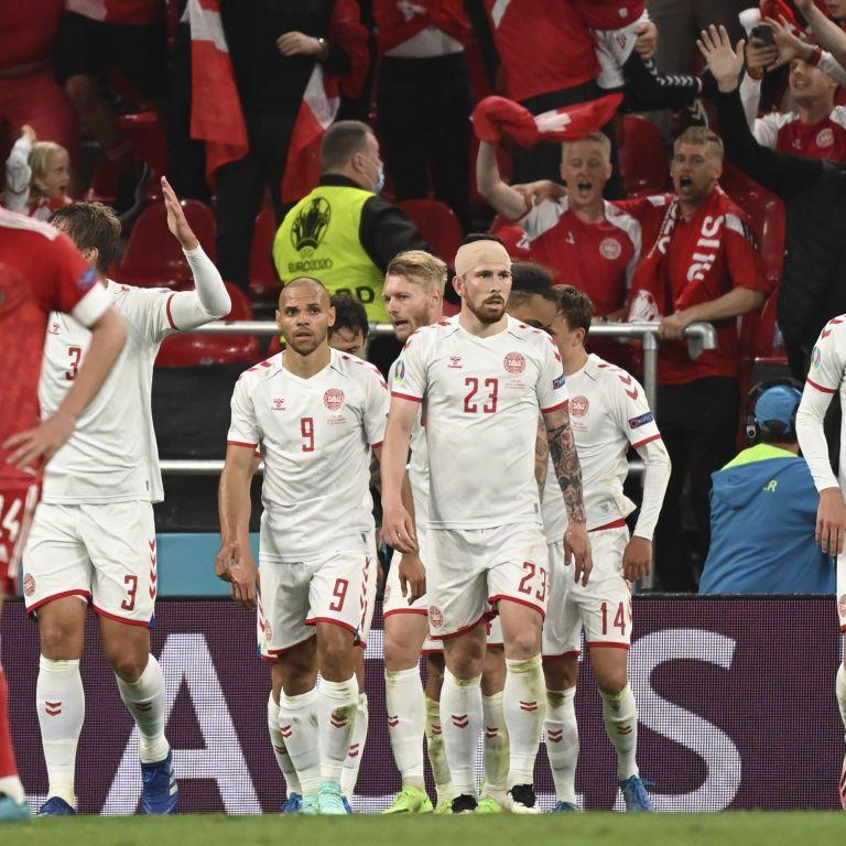 Результат в пользу Украины: сборная России позорно проиграла Дании и вылетела с Евро-2020