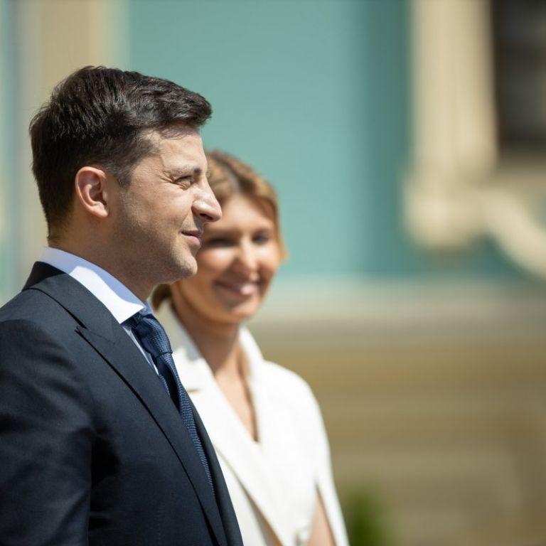 Олена Зеленська розповіла, чи змінився президент України за 2 роки керування державою