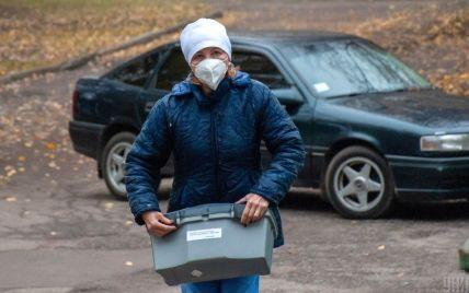 Количество инфицированных неуклонно растет: в каких регионах ситуация с коронавирусом 11 ноября самая плохая