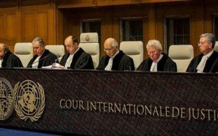 В Гаагский суд передали материалы о военных преступлениях на Донбассе