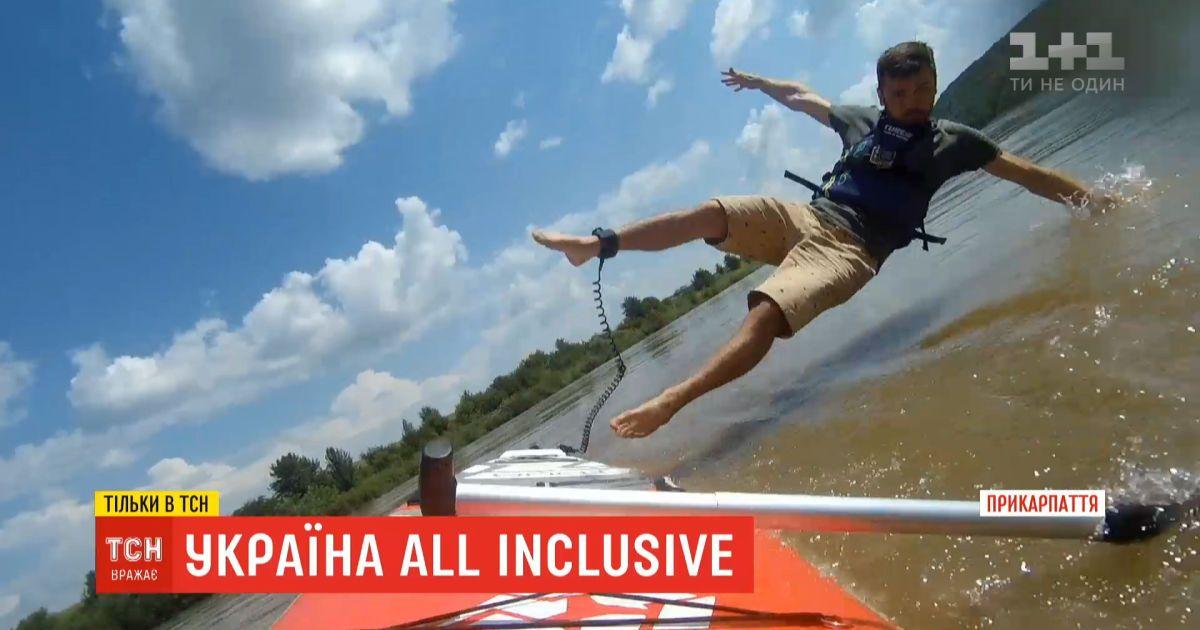 Украина All inclusive: как отдохнуть на крутых берегах Днестра