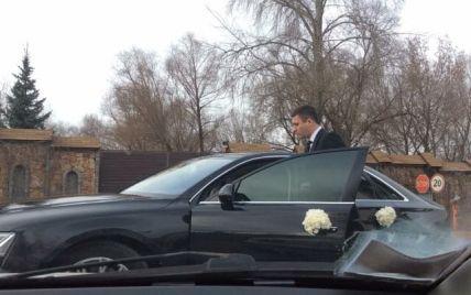 Гості прибувають на весілля Євгенії Тимошенко. Онлайн-трансляція