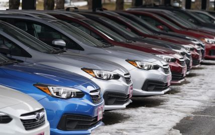 Составлен список новых авто, которые в Украине стоят дешевле, чем в Европе
