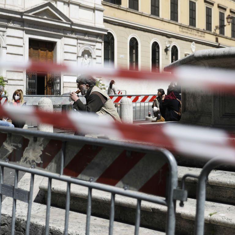 Итальянцы ринулись в рестораны и кино, которые открыли впервые за полгода