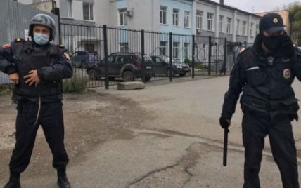 Стрельба в университете России: студенты от испуга забаррикадировались в аудиториях