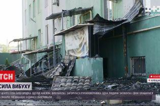 Новини України: чи відома причина вибуху та займання багатоповерхівки у Білогородці