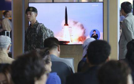 КНДР випустила ракету в бік Японського моря: що відомо