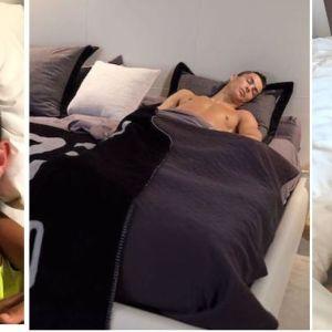Спи, як Роналду: експерт зі сну розповів, чому Кріштіану спить 5-6 разів на день