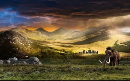 Американцы объявили о намерении заселить тундру шерстистыми мамонтами