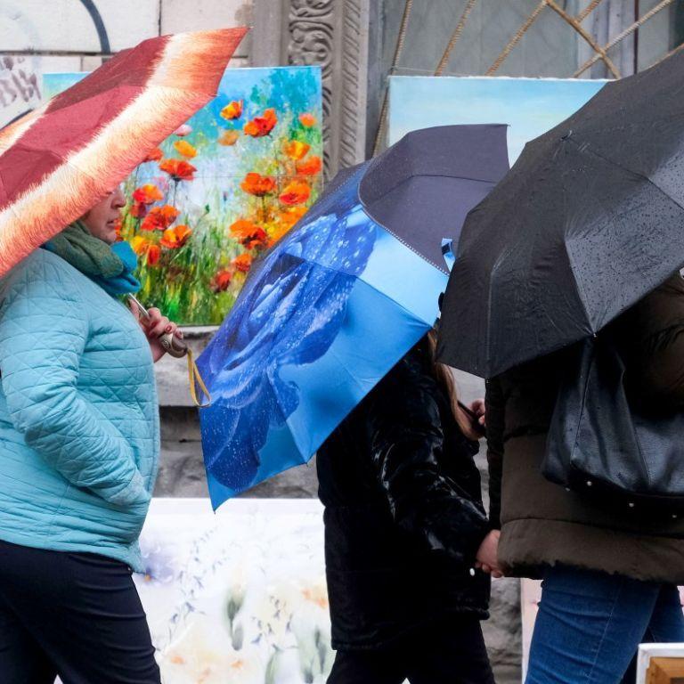 Погода в Україні: середа, 19 травня, буде дощовою та похмурою