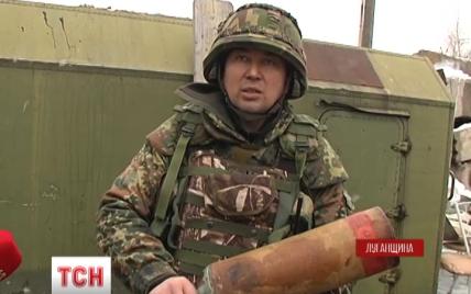 Військові у зоні АТО готують смертоносні снаряди для танків та перетворюють рушниці на гранатомети