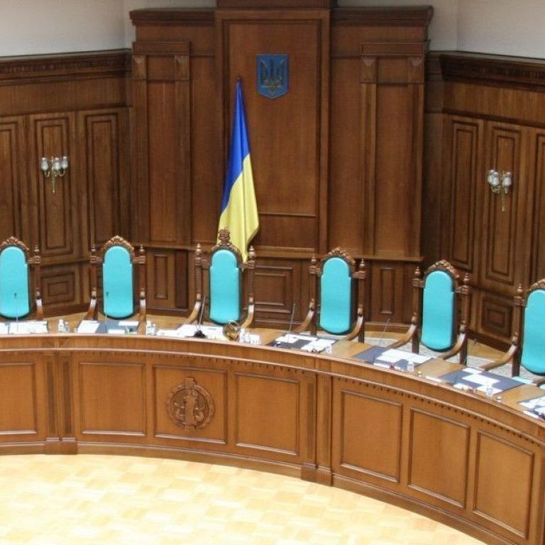 У КСУ заявили, що Міжнародна комісія юристівв ООНзакликала Україну скасувати відсторонення Тупицького