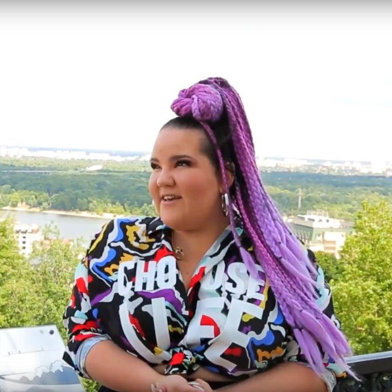 """Переможниця """"Євробачення-2018"""" Нетта Барзілай захопилася творчістю Вєрки Сердючки"""