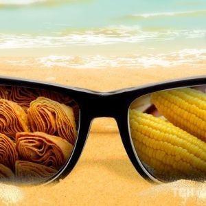 Пах-ла-ва і ку-ку-рудза! Музичний мікс з голосами пляжних продавців Затоки