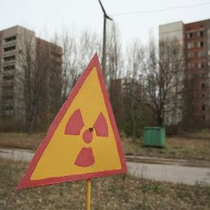В фоновом режиме. Интерактивная карта пошагового замера радиации между Припятью и Киевом