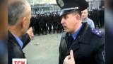 Петро Федчук був помічений при розгоні протесту у Росії
