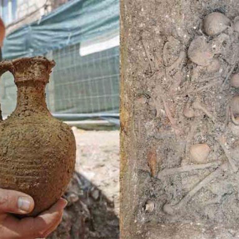 Гробниці, гроші та амфори: на хорватському острові знайшли стародавній некрополь