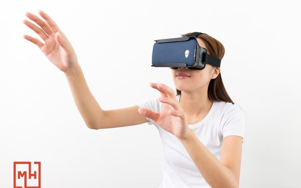 "Віртуальна реальність / © прес-служба каналу ""1+1"""