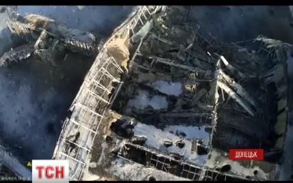 Українські військові продовжують бій в Донецькому аеропорту - Міноборони