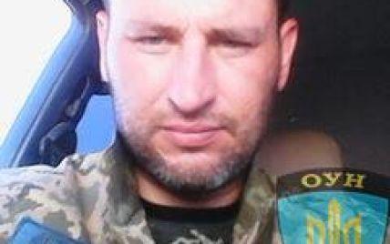 На Донбассе подорвалась БМП с бойцами батальона ОУН