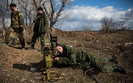 Боевики из минометов обстреляли КПП на Донетчине и вынудили его закрыть