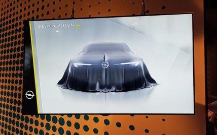 Opel подтвердил выпуск таинственной спортивной модели