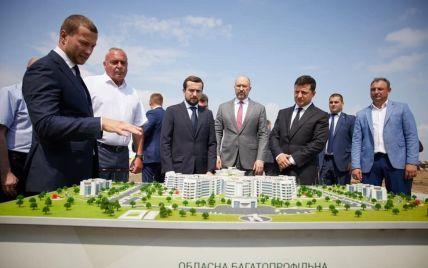 «Большая стройка» Зеленского с нуля возведет современный медицинский хаб в Краматорске - Тимошенко
