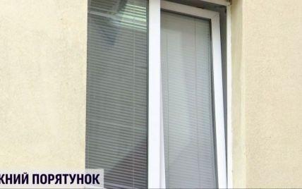 В Днепре ребенок выжил после падения из окна: медики рассказали, что могло его спасти