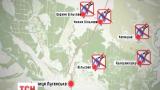 В Луганской области из-за обстрелов 9 сел остались без газа