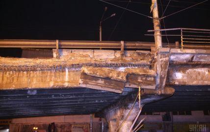 Обвал Шулявського шляхопроводу. Що потрібно знати про серйозну руйнацію в Києві
