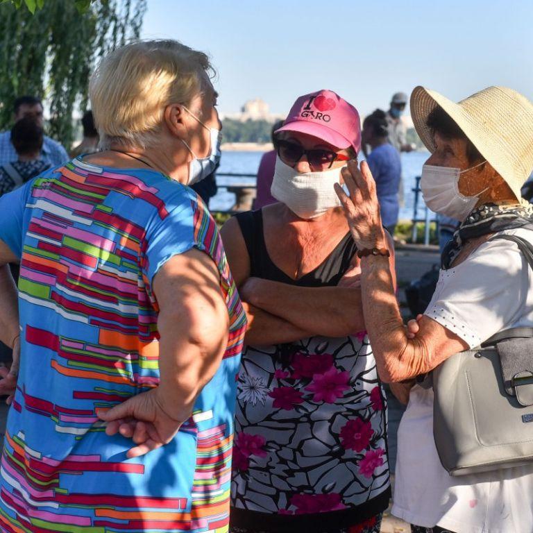 Коронавирус в Украине сегодня: статистика на 22 июля