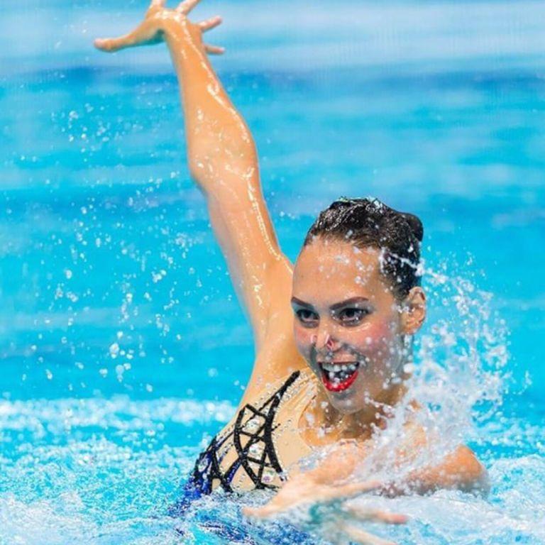 19-летняя харьковчанка принесла Украине третью медаль на Чемпионате Европы по водным видам спорта