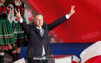 На выборах президента Польши с незначительным отрывом лидирует Дуда - экзитпол