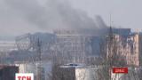Українські десантники намагаються розширити плацдарм поблизу Донецького аеропорту