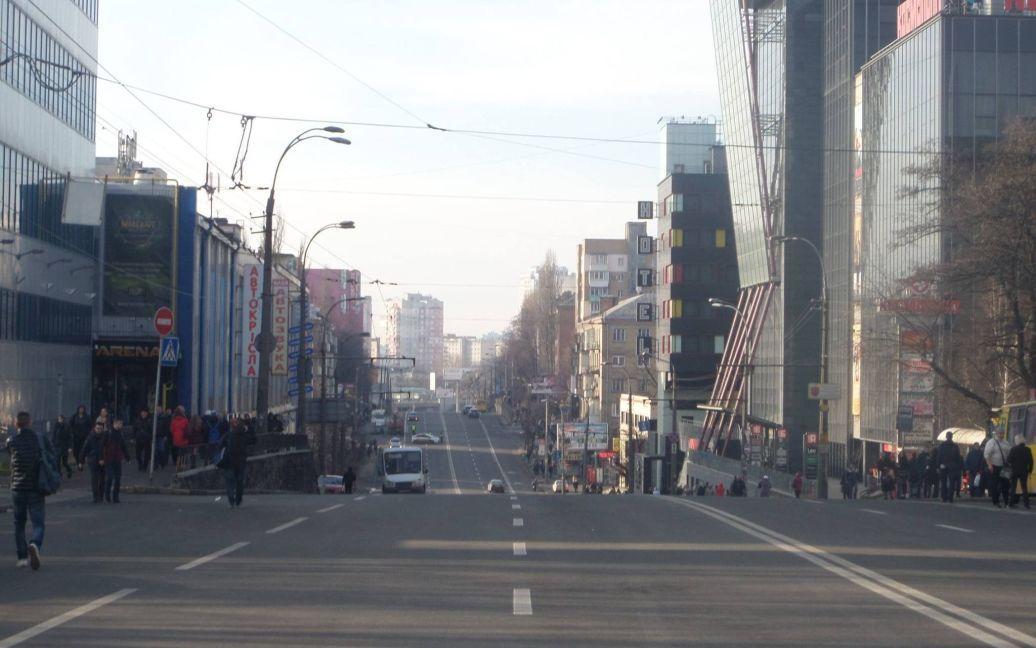 © Центр організації та безпеки дорожнього руху м.Києва / Facebook