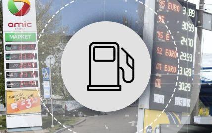 В Украине обваливается стоимость горючего: сравниваем ценники на АЗС с 2018 годом